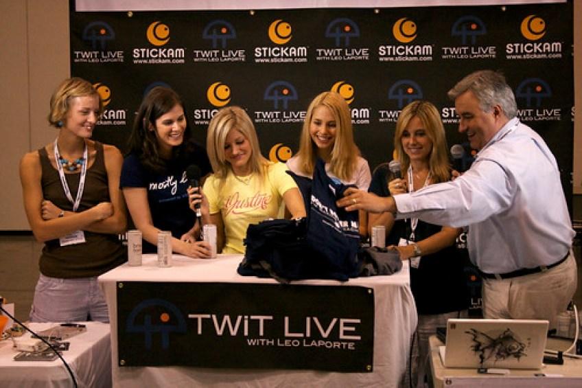 Women of New Media on Twit live