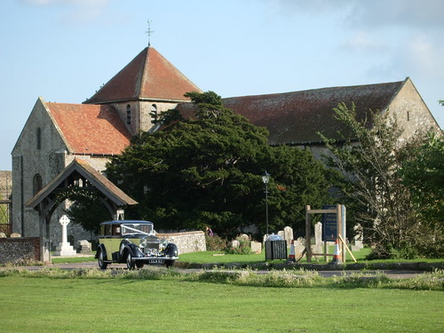 St Mary's Priory, Portchester
