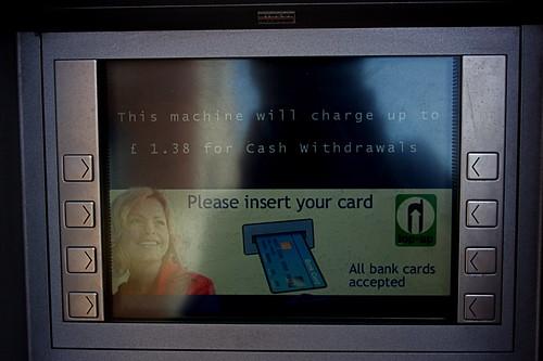 Western Road Cash Machines