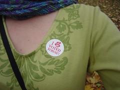 Proud of My Sticker