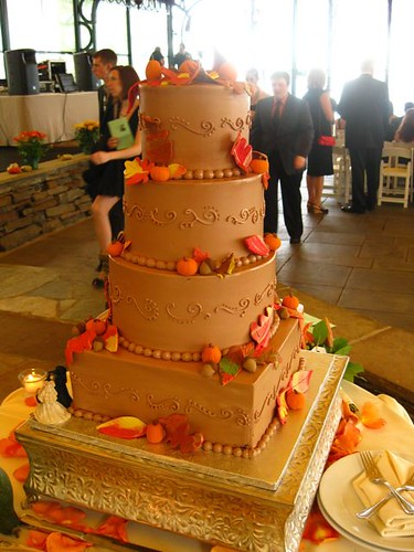 Katie's Wedding Cake 2