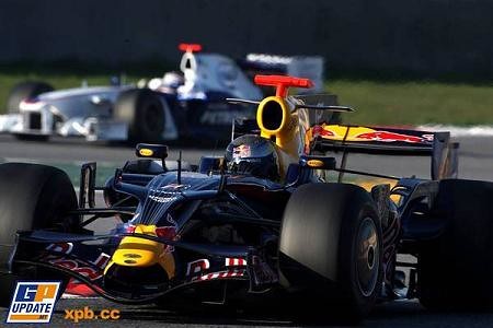 Formula 1 Testing, Barcelona by you.