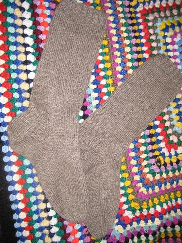 Socks - Finished