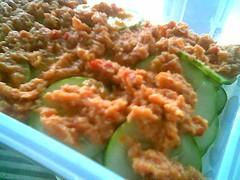 STP's sambal timun
