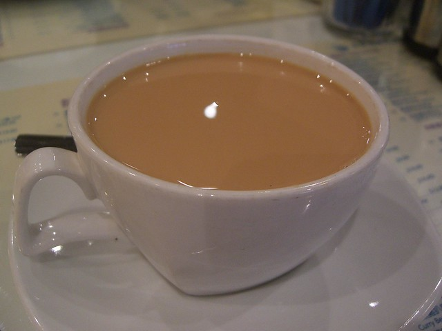 港式咖啡 HK-style Coffee - Pacific BBQ Cafe