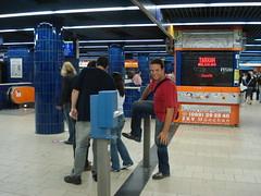 Tornos U-Bahn