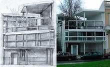 Le Corbusier. Casa Curuchet, La Plata, Argentina.