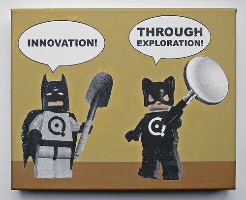 Innovation Through Exploration #1