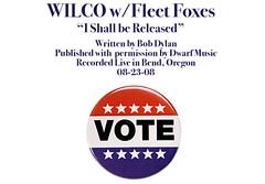 free wilco / fleet foxes mp3
