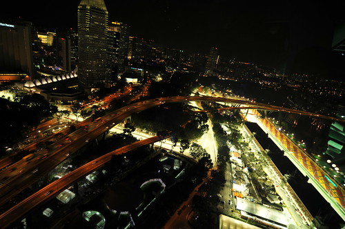 Singapore Flyer | Eve of Singapore GP