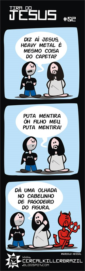Tira do Jesus #02