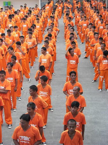 CPDRC Dancing Inmates by you.