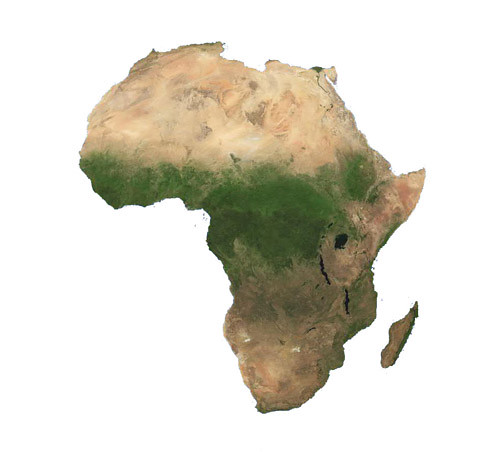 ...taking the time to take Africa and the cultural and intellectual production of African seriously.