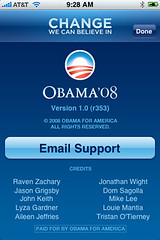 Obama Phone Credits