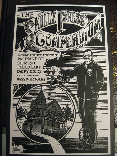 the skullz press compendium mike giant