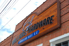 The Cafe at Williams Hardware