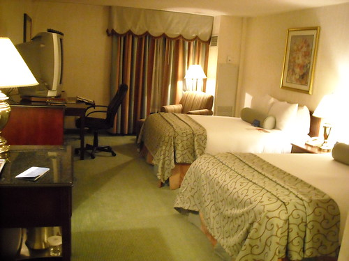 Hilton Norfolk Airport Room 447