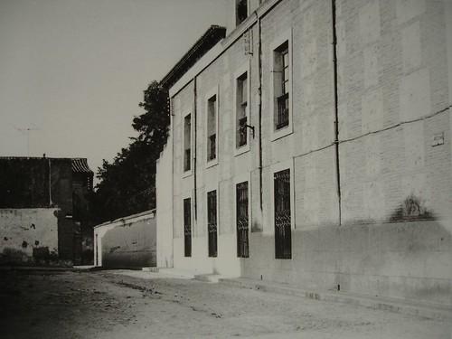 Calle Nebrija desde la calle Libreros