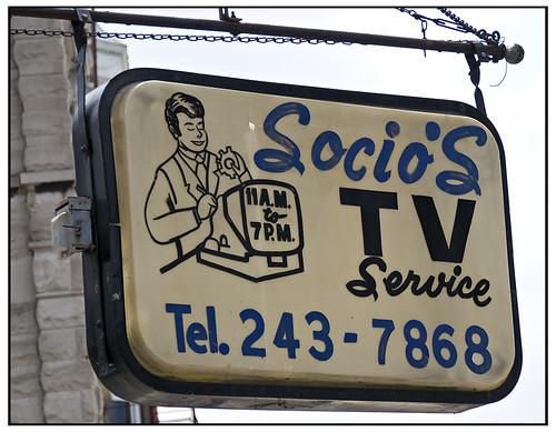Socios TV Service