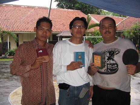 Juara Lomba Tenis Meja by SDN Pondok Labu 13 Cilandak JAK-SEL.