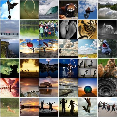 Mosaic: explore favourites October 6 2008