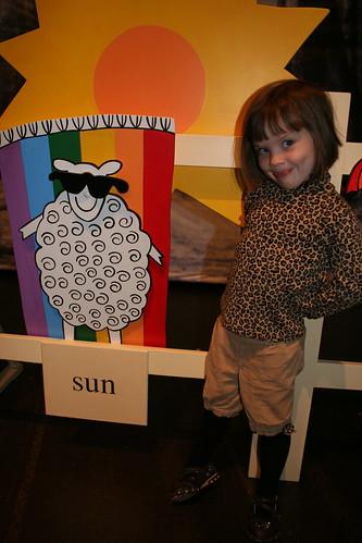 Finding the Sun Sheep