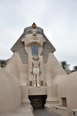 Pharao, Luxor Hotel