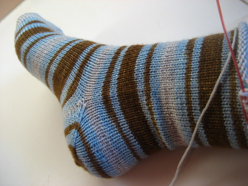 Stockinette sKNITches WIP