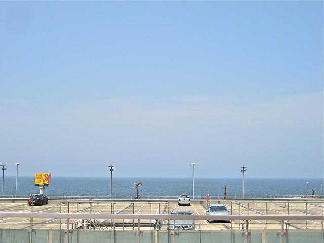 Palermo, dalla Stazione FS all'Aereoporto, il 6 giugno 2011.