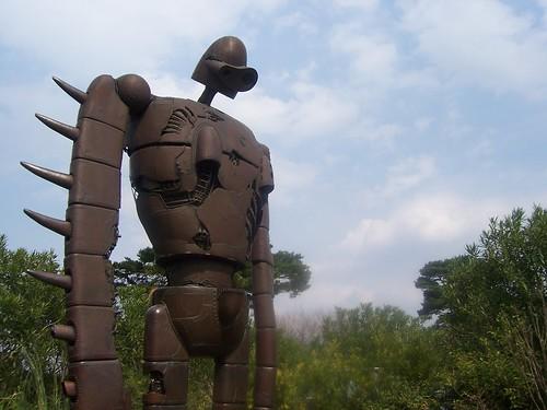 Ghibli robot