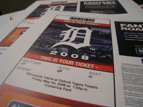 Detroit Tigers, here we come!