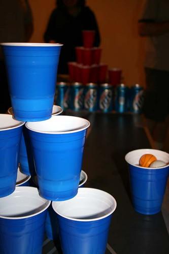 3d beer pong