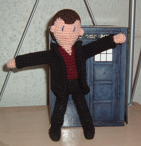 * The Ninth Doctor!