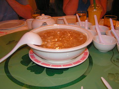 Serving Dish of Soup