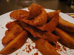 Day3-Dinner-藏-超級上癮的孜然風味特級炸薯條
