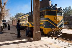 Im Zug von Tupiza nach Villazón