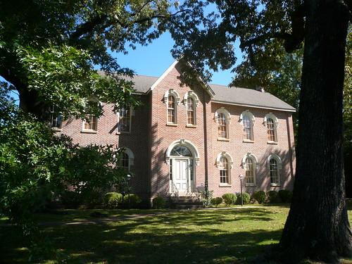 Morrow Hall - 1873