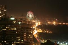 4 de Julho 2006, Fogos de Artificio, Chicago