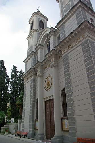 Assumption Church, Moda Kadikoy , Istanbul, pentax k10d