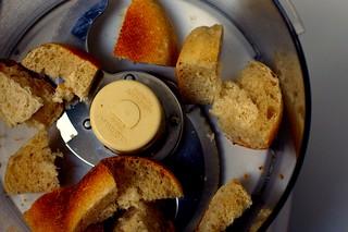 sourdough breadcrumbs