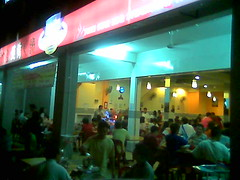 Sibu's Twin Star BBQ steamboat restaurant