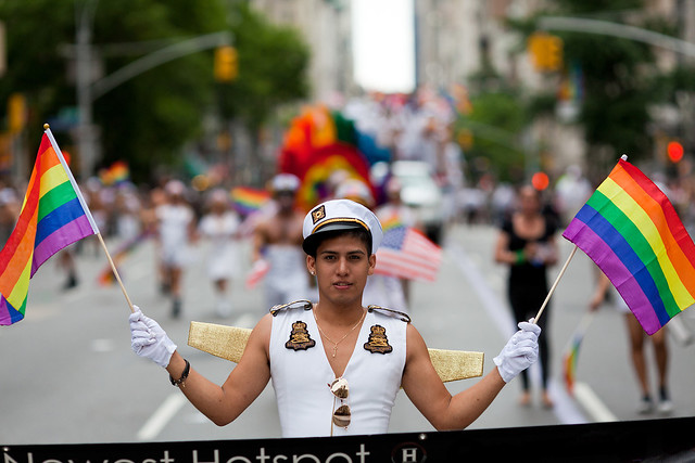 nyc gay pride 2011