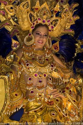 Los carnavales de las Tablas pueblo de una de las provincias de Panamá donde sus reinas y desfiles son estupendos