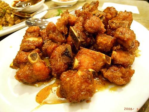 Ho Yuen Kee - Honey Garlic ribs