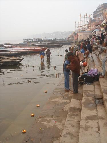 Ganges River1-42日出前的恆河
