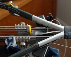 Head TiS7 stringing adapter