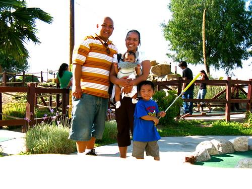 Munda Family 07/19/2008
