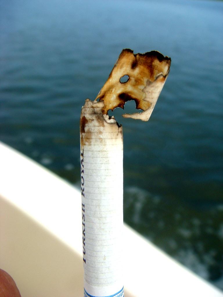 Boating cigarette