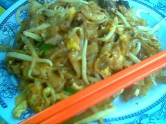 SP Fried kway teow