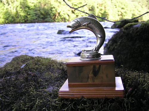 Grandpa's Trophy